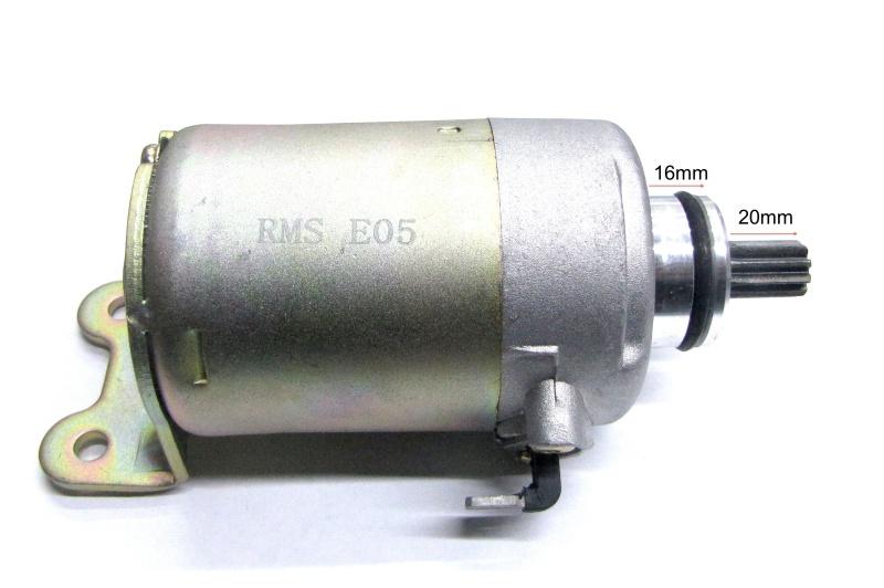 Anlasser RMS / Aprilia Leonardo 125-200 / ROTAX Motor