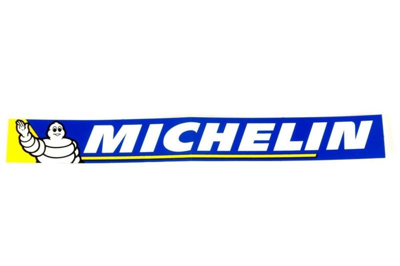 Aufkleber Michelin 200 X 25mm