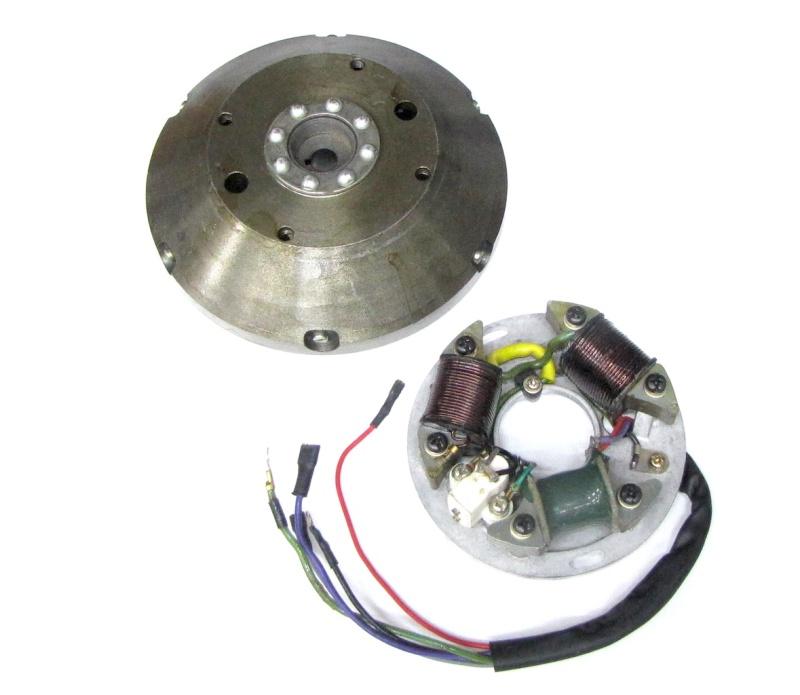Zündung Elektronisch  Vespa Sprint-Vbb