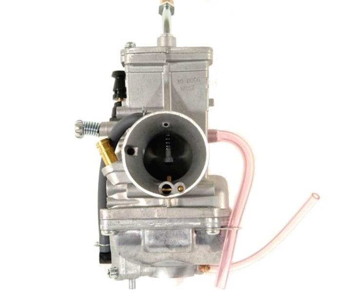 Vergaser Mikuni TMX 30 Flachschiebervergaser m. Powerjet