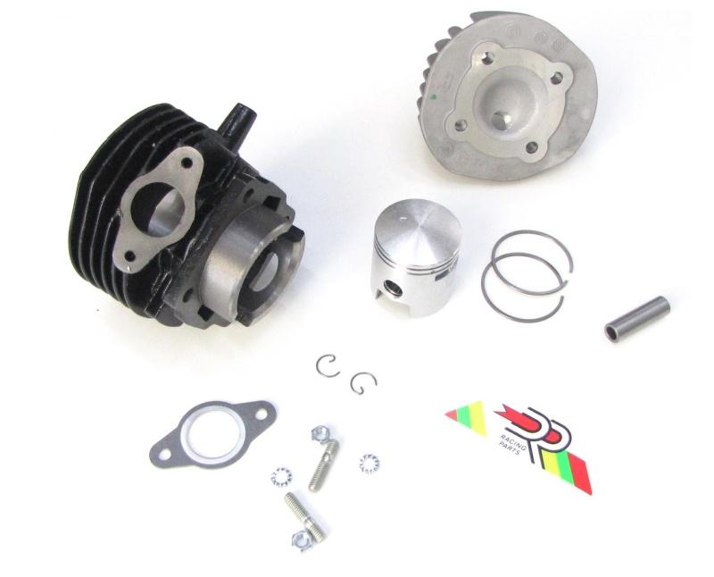 Zylinder Sport / DR Formular 75 ccm / V50-PK-APE