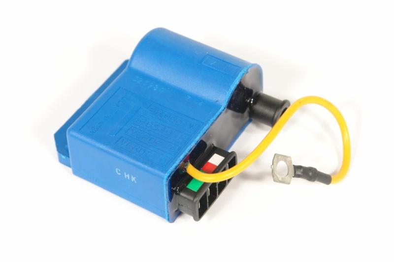 CDI / Zündspule-Elektronikzentrale DUCATI / Vespa