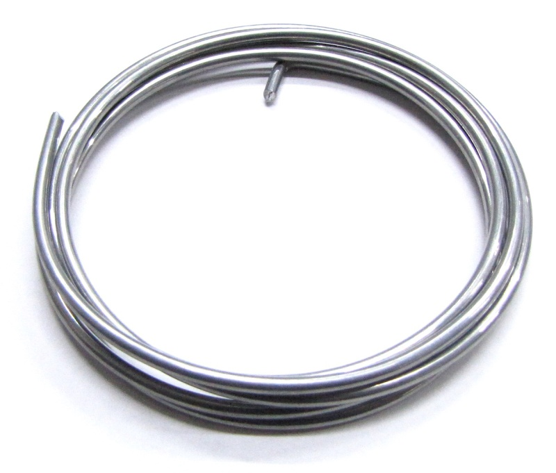 Aluminium Schweißdraht / Draht-Ø: 2,5 mm / 1m
