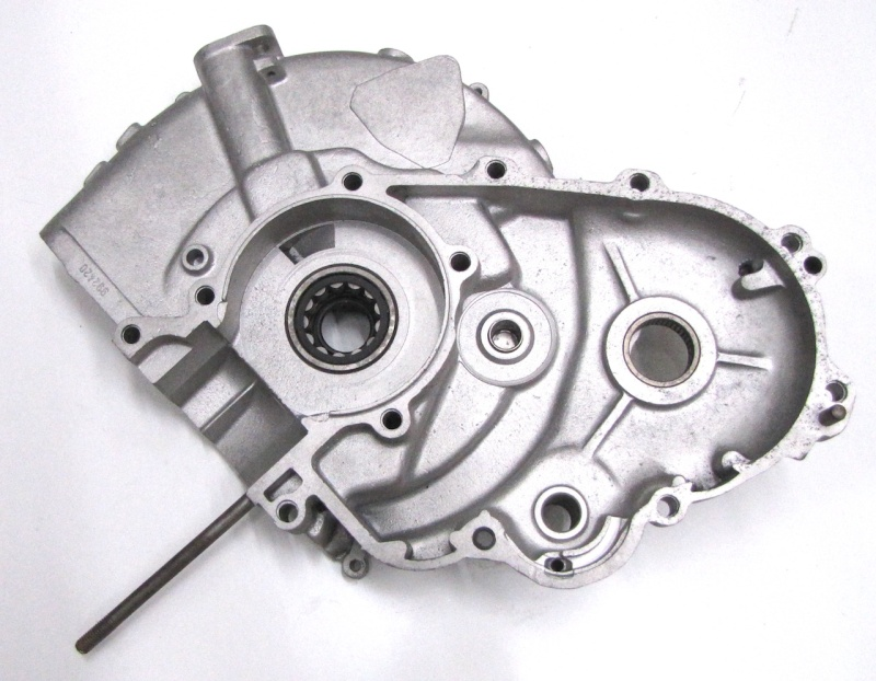 Motor - Gehäusehälfte Lima / Vespa T5 / gebraucht