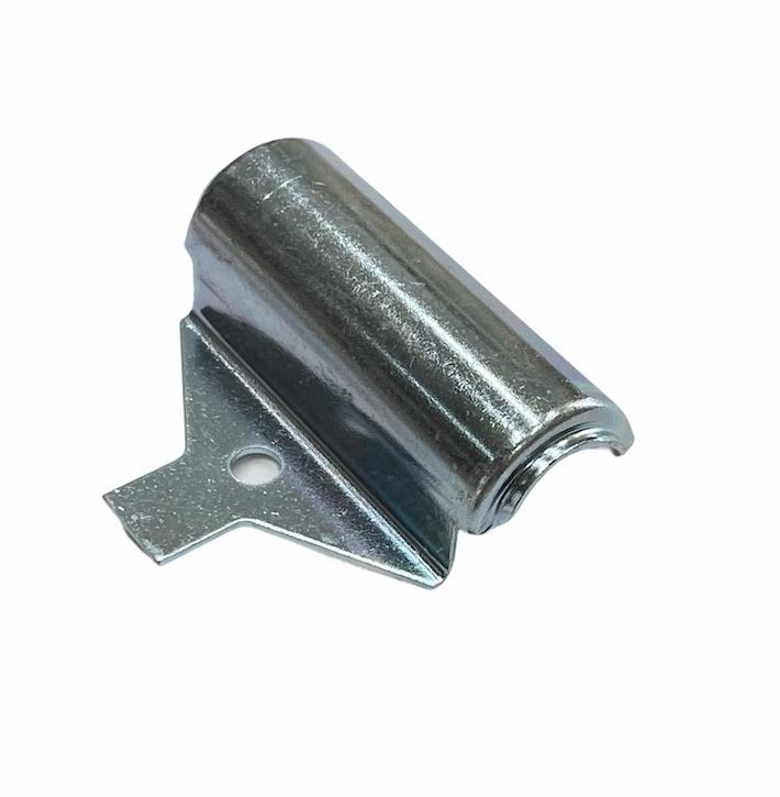 Halteblech am Motor / Kabelstecker-Zündgrundplatte Vespa PK