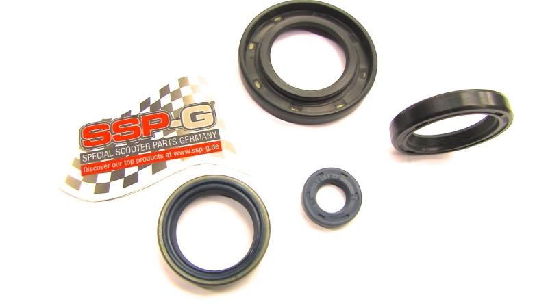 Wellendichtring 20 X 30 X 5 / SSP-G / Top Qualität
