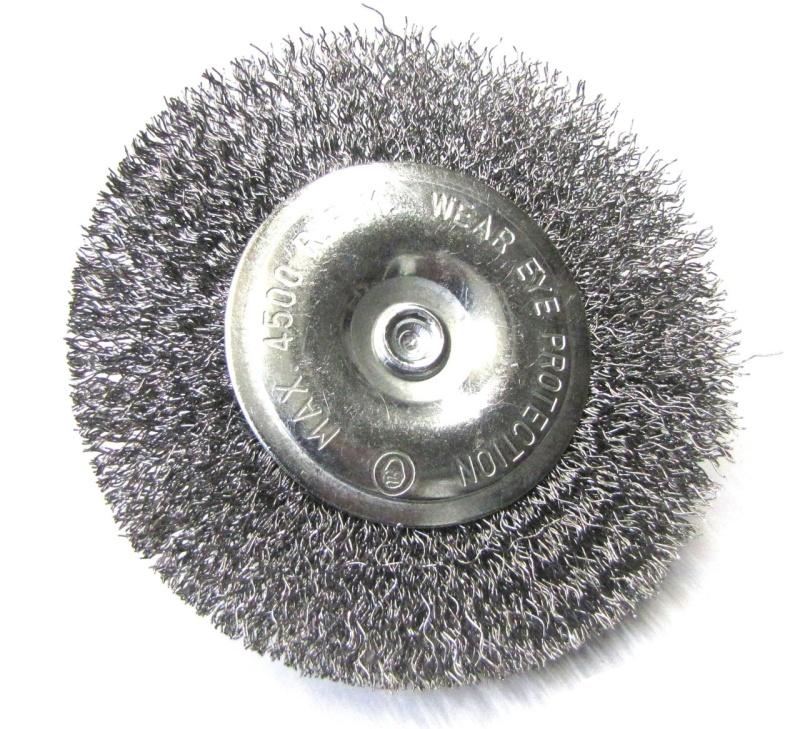 Scheibenbürste 100 x 6mm