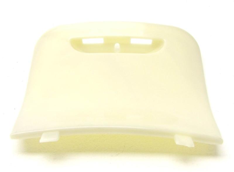 Abdeckung Wartungsklappe Vespa ET2-ET4 / blank