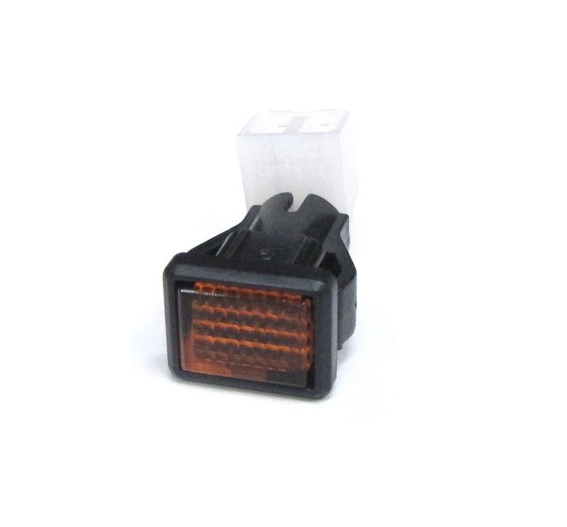 Kontrolleuchte Vespa P80-150X/PX80-200E/P200E - orange