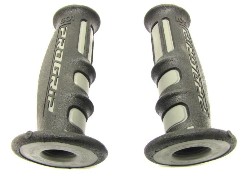 Griffe Scooter / Pro grip 601 / schwarz-grau