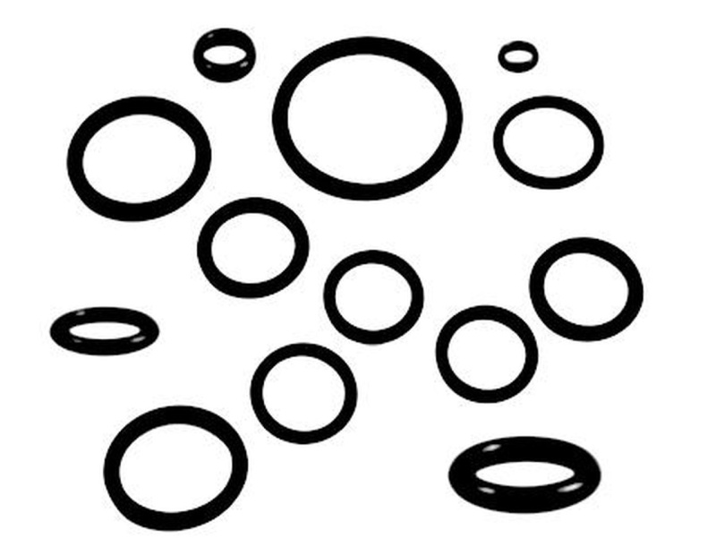 O-Ring 8 X 2mm / SSP-G / Kupplungshebel Vespa PX