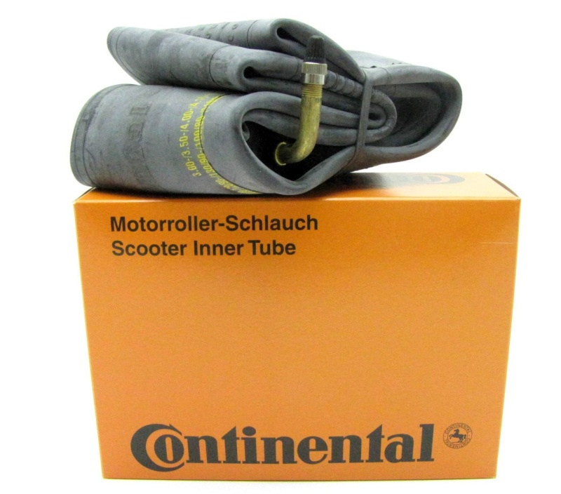 Schlauch Continental / 3.50/4.00 - 8 Zoll / Ventil lang 30°
