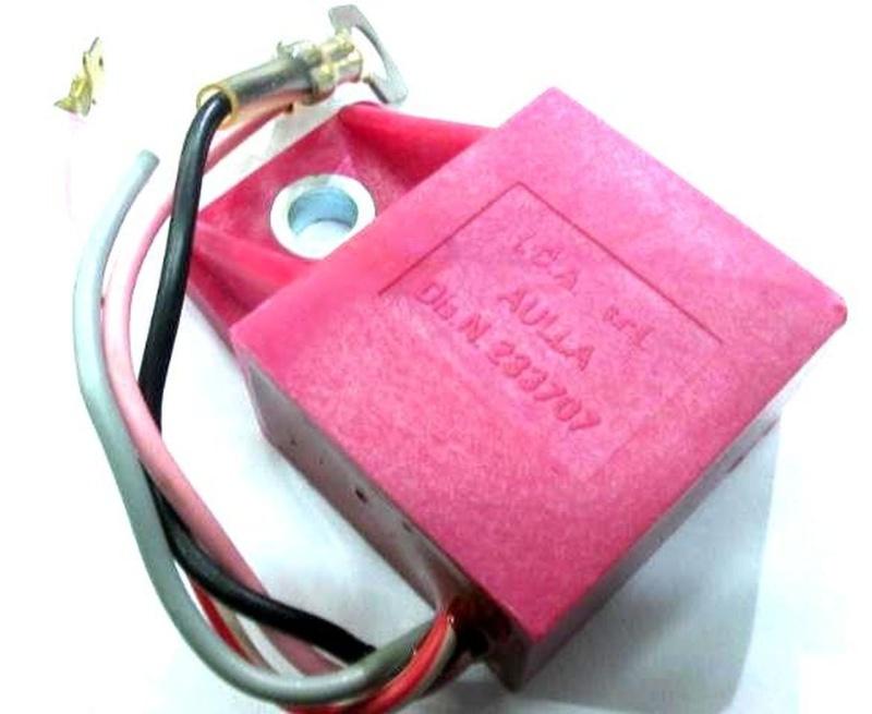 Anlasser Schutz Vorrichtung Vespa PX -FL