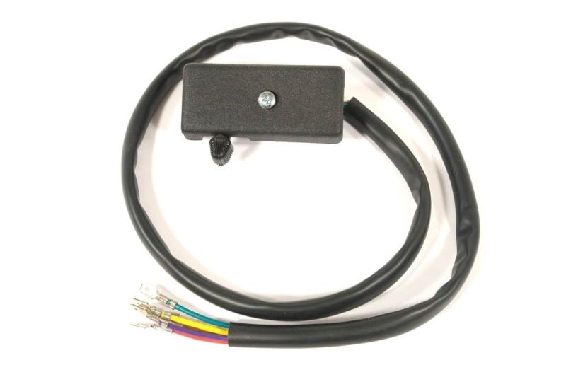 Blinkerschalter Vespa PX alt / GRABOR -6 Kabel