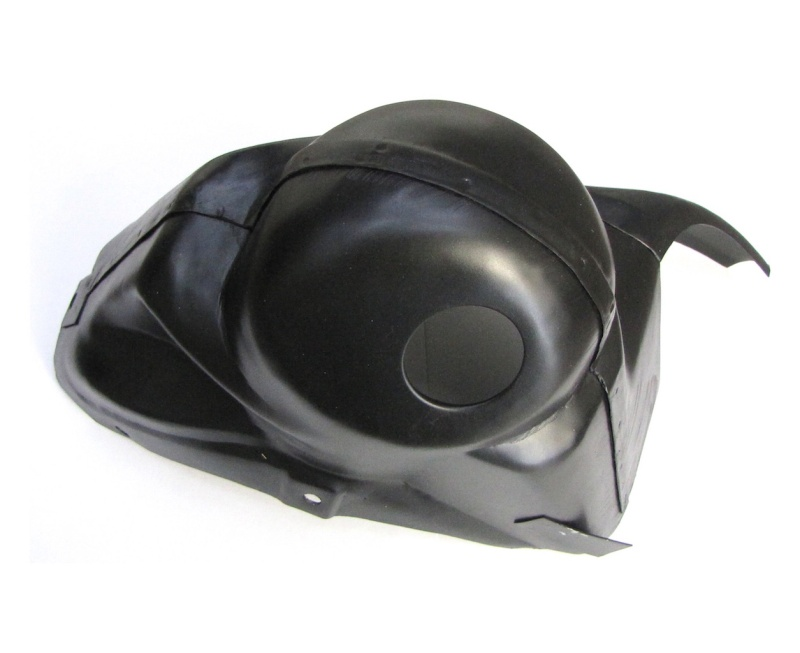 Zylinderhaube Vespa V50 (1. Serie) - Metall