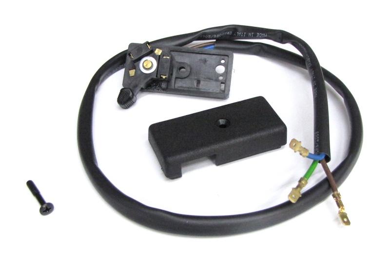 Blinkerschalter Vespa PX alt / GRABOR -3 Kabel