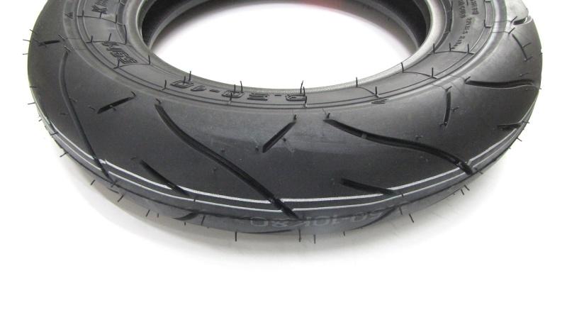 Reifen 3.00-10 Heidenau /  Profil K80SR / 50M TL-RF