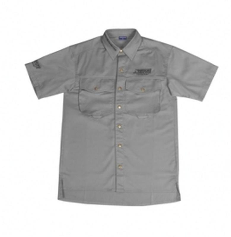 Workshirt Nerve / grau / gr: L / 100% Baumwolle