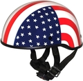 Helm Jet Custom / Stars & Stripes / Gr. 55/56 = S
